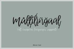 Albret || Multilingual Handwritten Script Font Product Image 7