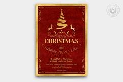 Christmas Invitation Template V1 Product Image 3