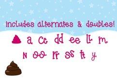 Four Fun Font Bundle Product Image 6