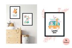 Nursery Cute Animals Summer Mood Big Bundle Product Image 5