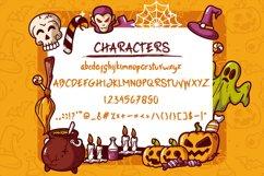 Grim Reaper - Creepy Halloween Font Product Image 6