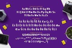 Web Font Violet Blush Display Font Product Image 3