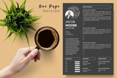 Creative Resume CV Bundle for Word & Pages Jacob Moor Product Image 2