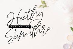 DaisyRain | Handwriting Script Font Product Image 3