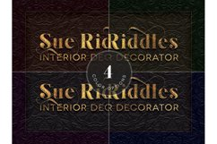 Decorator Business Card Template Product Image 3