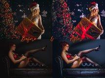 CHRISTMAS Lightroom Presets Bundle for Mobile and Desktop Product Image 4
