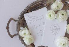 Fine Art Florals - Pencil Sketches Product Image 3