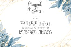 Magical Mystery Product Image 11