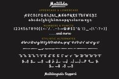 Matillda Product Image 3