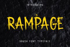 Rampage Product Image 1