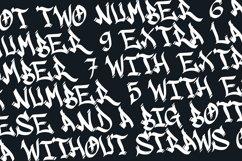 Bigwogs GT - Graffiti Font Product Image 5