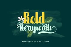 Bold Berrywalls Product Image 1