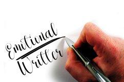 The Paradise - Script Calligraphy Font- Web Font Product Image 3