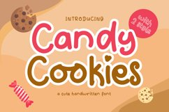 Candy Cookies Product Image 1