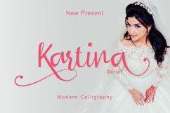 Kartina Script Product Image 1