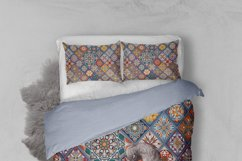 Ethnic tile seamless pattern collection Product Image 5
