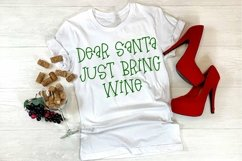 Web Font Tacky Sweater - A Quirky Hand-Lettered Font Product Image 4