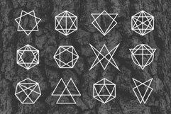 24 Occult Symbols Plus 4 Free Photos Product Image 3