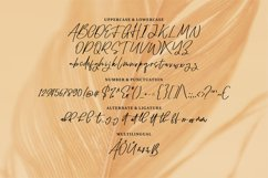 Sellathy   A Beauty Signature Font Product Image 6