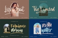 Awesome Mega Bundle 50 Fonts from Perspectype Studio Product Image 4