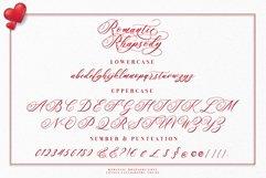 Romantic Rhapsody Product Image 6