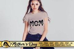 Mothers Day SVG Mom SVg Mama SVG Mom I love you SVG Product Image 3