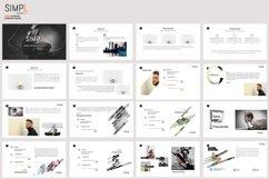 SIMPL Presentation Template Product Image 4