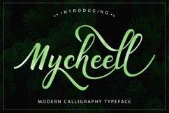 Mycheell Script Product Image 1