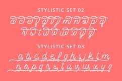 Bathavia Script Product Image 6