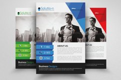 Personal Finance Business Flyers Product Image 1