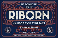 RIBORN EXTRAS ORNAMENT Product Image 1