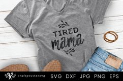 Mother's Day SVG Bundle | Mom Quotes Shirt Bundle Product Image 5