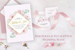 Magnolia & Eucalyptus Wedding Suite Product Image 1