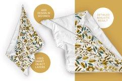 Blanket / Towel Mockup Set. Product Image 2