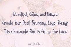 Elyn Alina - Handmade Font Product Image 3