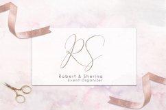 Rachela Lovely Calligraphy Font Product Image 3