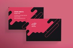 Digital Advertising Agency Business Card Product Image 2