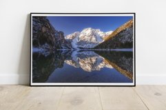 Lake Braies - Wall Art - Digital Print Product Image 4