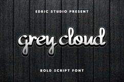 Grey Cloud Product Image 4