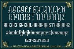 Jailetter Typeface Product Image 6