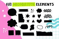 LetterGame - Kids font family Product Image 4