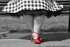 Red Shoes Photograph - JPEG File Product Image 1