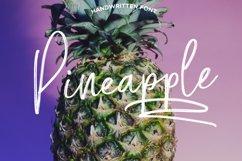 Pineapple Script Product Image 1