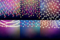String lights clip art set Product Image 2
