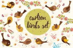 Birds set vector,jpg,png Product Image 3