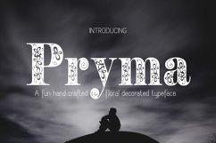 Pryma font Product Image 1