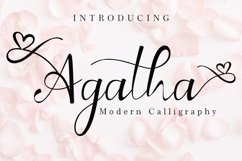 Mother Day font Bundle Product Image 2