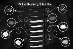 Realistic Chalk Drawings & Lettering Product Image 5
