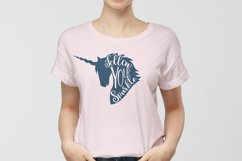 Unicorn SVG Bundle | Unicorn Mandala | Unicorn Monogram SVG Product Image 2