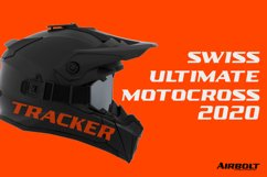 AIRBOLT - FUTURISTIC RACING FONT Product Image 5